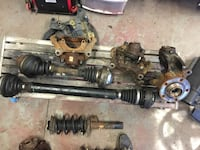 USED PARTS FOR SALE 2006 JETTA 2.0T Thorold, L2E