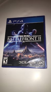 Playstation 4 Game: Star Wars Battlefront 2