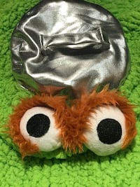 Oscar the Grouch Halloween Costume Large Hawthorne, 07506