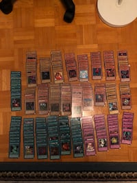 220 Yugioh Cards in excellent condition  Vaughan, L4L 9R2
