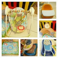 Baby stuff (price for 6pcs) Sydney, 2150