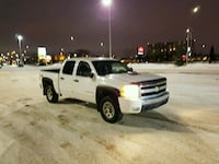 2008 chevy 1500 crew cab 4x4 120kms