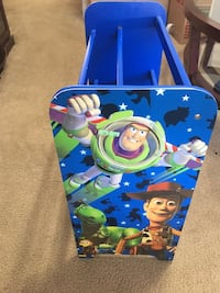 Toy story shoe rack