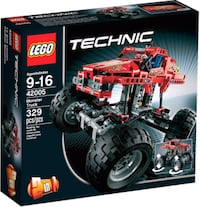 LEGO Technic - Monster Truck 42005