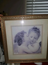 Angel kiss picture and frame Germantown, 20874