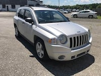 2007 Jeep Compass White Sussex, 07461