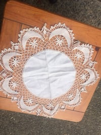 round white table pad