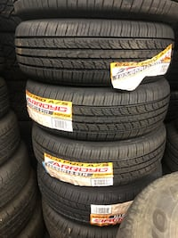 195/65R15 SET OF 4 TIRES ON SALE WE CARRY ALL BRAND AND SIZES