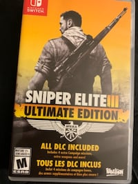 Sniper Elite III Ultimate Edition for Nintendo Switch