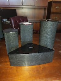 SAMSUNG WIRELESS MULTIROOM BLUETOOTH WIFI 360 AUDIO SPEAKERS AND MORE Garden Grove