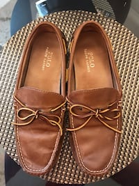 pair of brown leather loafers Long Beach, 39560