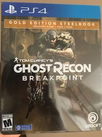 GHOST RECON BREAKPOINT GOLD EDITION!!!! Halethorpe, 21227