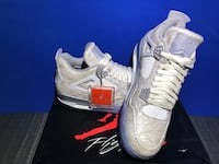 Air Jordan 4 Retro Laser Sz11 Richmond, V6Y 2P8