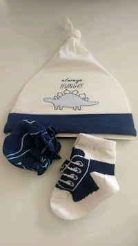 Newborn 3 piece set