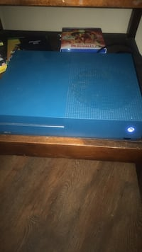blue Xbox One game console Jackson, 39211