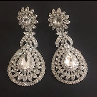 Austrian Diamond Earrings Morganville, 07751