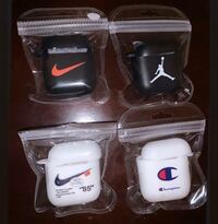 Brand new Airpod case covers - 4 styles - $8 each or 2 for $15 Ellicott City