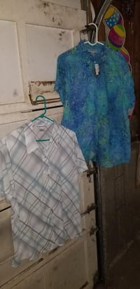 ALFRED DUNNER (SIZE 16) & DRESS BARN SIZE 16(BLUE TAG ON)