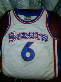 Julius Erving Hardwood Classics Throw back jersey Albrightsville, 18210