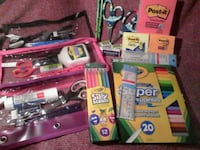 Back to School supplies. From Gr.1 to College! Brampton, L6X 1G3