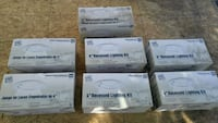 Lot of 7 recessed light kits New Bedford, 02745