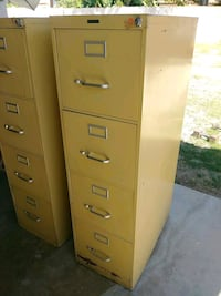 FILE CABINETS USED