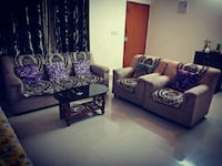 3 + 1 + 1 sofa set in mint condition Bengaluru, 560076