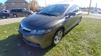 2009 Honda Civic LXs ~ Safetied~Get Financing Windsor