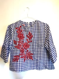 Embroidered bluse Lye, 4347