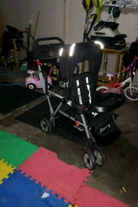joovy double stroller or single both options Toronto, M1J 2Y4