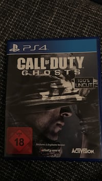 Call of Duty Ghosts PS4 Spiel Fall Solingen, 42655
