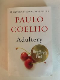 'Adultery' by Paul Coelho  Markham, L3P 2Z8