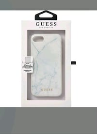 GUESS  White Marble Effect iPhone 7/8 Case   Rælingen, 2008