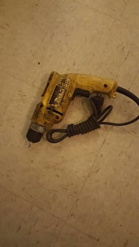 yellow and black corded power tool Delano, 93215