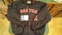 Boston Red Sox adult sz XL winter jacket Timberlea, B3T 1G3