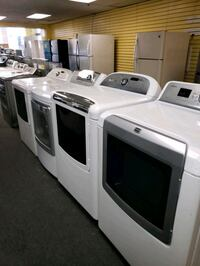 Electric dryers in exellent condition