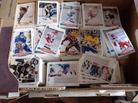 3050 + Hockey Cards in Box... $10 Firm for All... Calgary, T2V