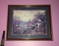 Large Cottage Painting Springfield, 22152