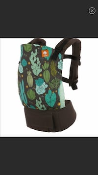 Tula baby carrier in Retired* Cacti Print New York, 11213