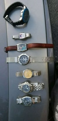 Mens watches Frederick, 21702