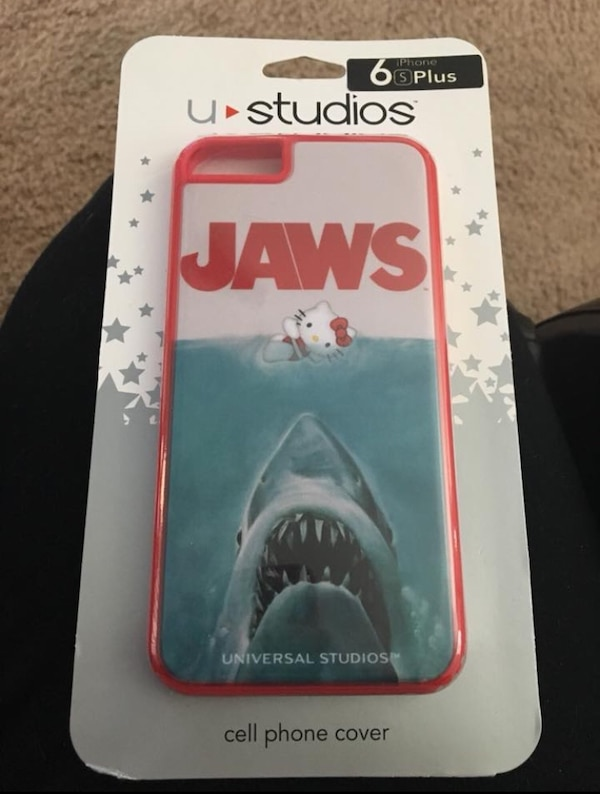 c2575e5ca Used Jaws-Hello Kitty iPhone 6s Plus phone case for sale in Marana - letgo