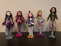 Ever After High Collection 470 km