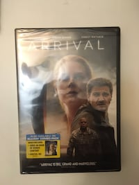 Arrival DVD unopened View Park, 90008