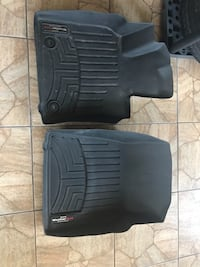 2018-19 Toyota Camry Weathertech all weather mats front and rear Jacksonville, 32246