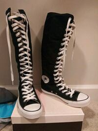 Converse Chuck Taylor knee highs Waldorf