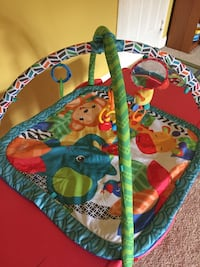 Baby's multicolor play gym... very good condition. Rarely used Woodbridge, 22191