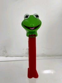 Muppet Pez Dispenser Kermit Glen Mills, 19342
