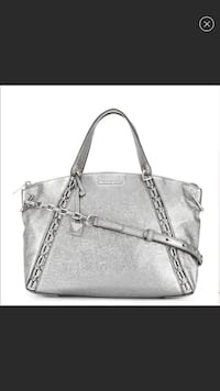 Michael Kors Leather Tote Chicago, 60606