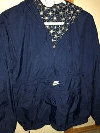 blue zip-up jacket Winnipeg, R2N 0C3