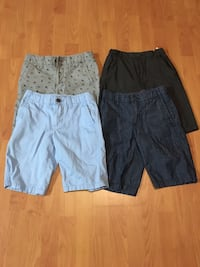 Four assorted color shorts and pants Kissimmee, 34758